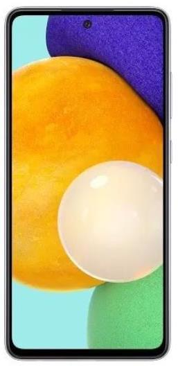 SmartPhone GSM/GPRS/EDGE/UMTS/HSDPA SAMSUNG GALAXY A52 128GB BLACK