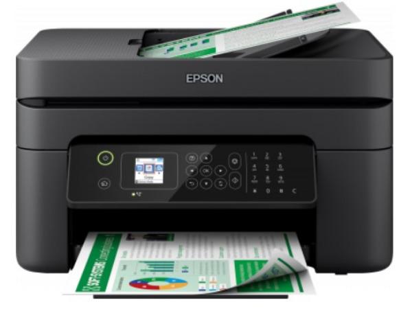 Impresora Multifunción Inyección EPSON WORKFORCE WF-2830DWF