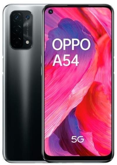 SmartPhone GSM/GPRS/EDGE/UMTS/HSDPA OPPO A54 5G BLACK