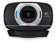 Webcam 1920x1080 LOGITECH HD WEBCAM C615 MANET