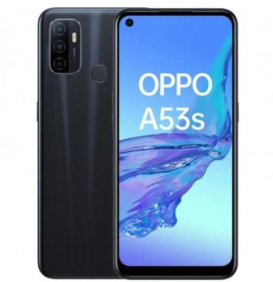SmartPhone GSM/GPRS/EDGE/UMTS/HSDPA OPPO A53S ELECTRIC BLACK