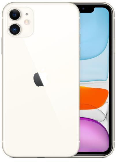 SmartPhone GSM/GPRS/EDGE/UMTS/HSDPA IPHONE 11 128GB WHITE