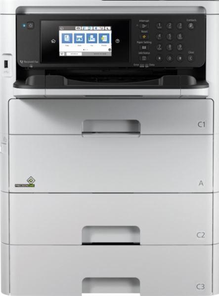 Impresora Multifunción Inyección EPSON WORKFORCE PRO WF-C579RDTWF EPP