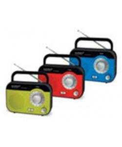 Radio Sunstech RPS560BL Azul Analogica