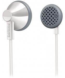 Auricular Philips SHE2001/10 Ergonomico Blanco
