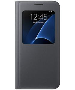 Funda Samsung SVIEW S7 Negra