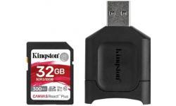 32GB SD REACT PLUS +MLP