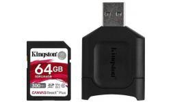 64GB SD REACT PLUS +MLP