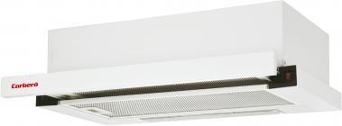 Campana Corbero CCST35060TLW Extraible Blanco E