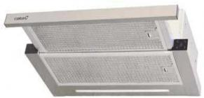 Campana Cata TFH6630WH Extraible Blanca 60cm A+