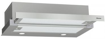 Campana Hisense CH6TL4BX Extraible Inox 60cm C