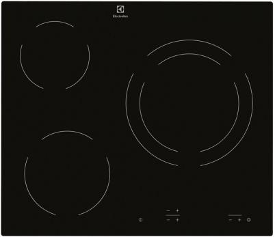 ELECTROLUX PLACA EHF6231IOK 3VITRO 1DOBLE