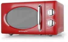 Microondas Orbegozo MI2020 20l Rojo Sin Grill