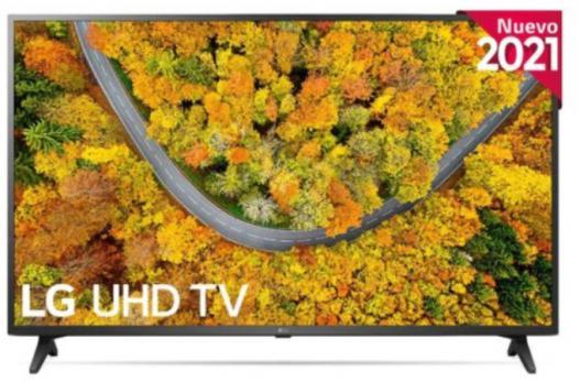LG TELEVISOR 43UP75003LF 4K SMART TV PARAL