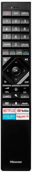 HISENSE TELEVISOR 65H65A7100F 4K SMART A