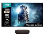 Televisor Hisense 120L5FA12 Lasertv 4k Smart Hdra