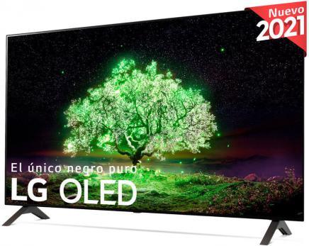 LG TELEVISOR 55A16LA OLED 4K SMART UHD G