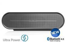 Altavoces Vieta VMBS38CR Bluetooth 20w Negro