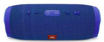 Altavoz Jbl CHARGE-3 Azul Bluetooth