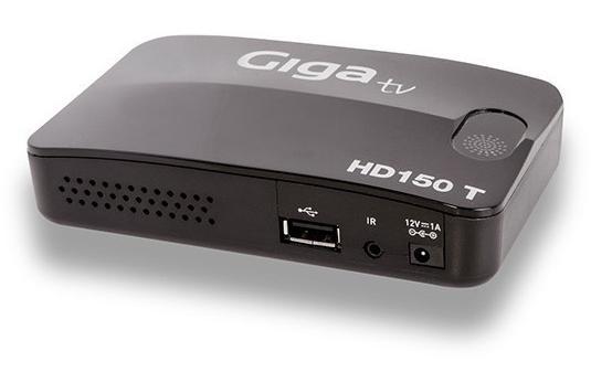 GIGATV TDT HD150T HD MKV USB HDMI