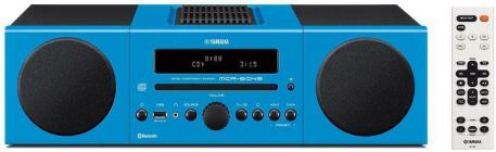 Compacto Yamaha MCRB043 Alarma Bluetooth Azul Clar