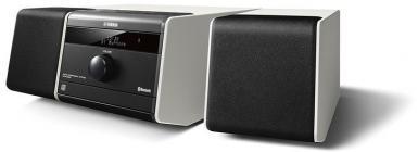 Compacto Yamaha MCRB020 Alarma Bluetooth Blanco
