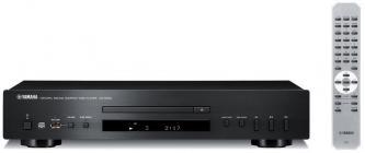 Receptor Yamaha CD Cds300 Mp3 Usb Mando Negro