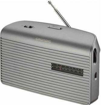 GRUNDIG RADIO MUSIC 60FM SOBREMESA PLATA