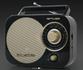 Radio Muse M055RB Manual