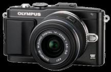 Camara Olympus FOTO Epl5 Negra 17,2mp Tactil
