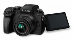 Camara Panasonic FOTO Dmc G7heck 16mp 4k Wifi Negr