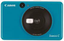 Camara Canon FOTO Zoemini Bluetooth Impresora Azul