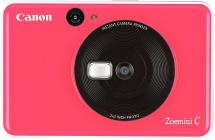 Camara Canon FOTO Zoemini Bluetooth Impresora Rosa