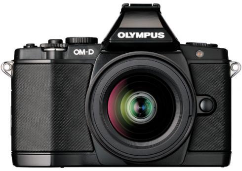 OLYMPUS CAMARA FOTO EM5 + OBJETIVO 12-50MM NEGRO