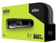 Afeitadora Braun MGK3921 Recargable 6 En1