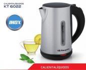 Hervidor Orbegozo KT6022 Inox 0.8lts 1100w