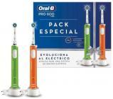 Cepillo Oralb DENTAL Duo Pro600 Evoluciona