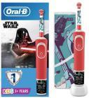 Cepillo Oralb DENTAL D100kids Star Wars+estuche
