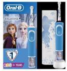Cepillo Oralb DENTAL D100kids Frozen+estuche