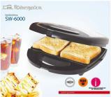 Sandwichera Orbegozo SW6000 Inox 800w