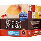 Gusto Dolce PACK16 Lungo-descaffeinato 12380832