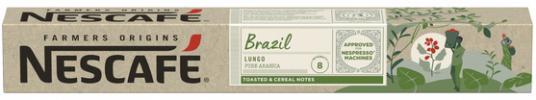 Pack10 Nespresso NESCAFÉ Brazil (6600340)