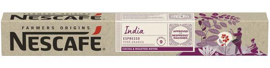 Pack10 Nespresso NESCAFÉ India (6600040)