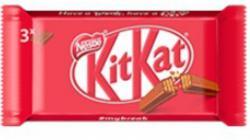 Tableta Kitkat PACK 3unidades