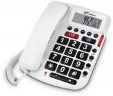Telefono Spc 3293B Comfort Volume
