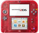 Consola Nintendo 2DS Rojo + Animal Crossing New Le