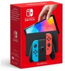 Consola Nintendo SWITCH Oled Neon Azul Rojo