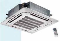 Aire Orbegozo CAS188 Cassette Inverter 4500fr