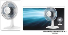Ventilador Rowenta VU2310F0 Essential 25cm