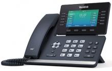 Teléfono IP Fija YEALINK TELEFONIA TELEFONO IP POE PANTALLA T54W